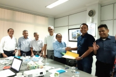 Penandatanganan  Perjanjian Kerjasama  HSB & OYO 15 Juli 2019 -5-